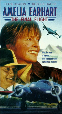 9786303191386: Amelia Earhart: The Final Flight [VHS]