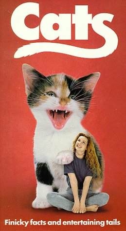 9786303191683: Cats: Finicky Facts and Entertaining Tales [VHS]