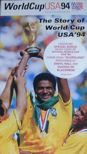 9786303195186: World Cup 94 Highlights [VHS]