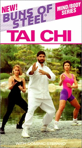9786303195858: Buns of Steel Mind & Body Series - Tai Chi [VHS]