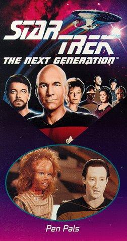 9786303200965: Star Trek - The Next Generation, Episode 41: Pen Pals [VHS]