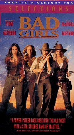 9786303201276: Bad Girls [USA] [VHS]