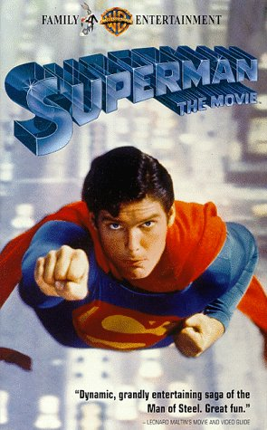 9786303212265: Superman the Movie [VHS]