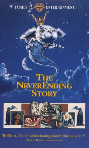 9786303212395: The NeverEnding Story [VHS]