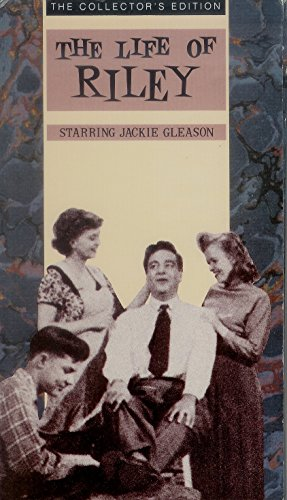 9786303213835: The Life of Riley - The Jackie Gleason Episodes [VHS]
