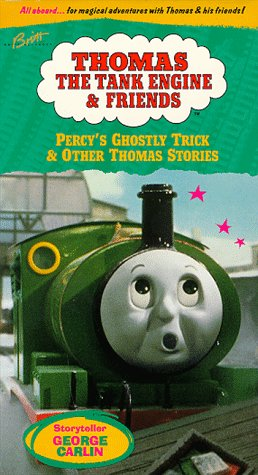 9786303215471: Percy's Ghostly Trick [VHS]