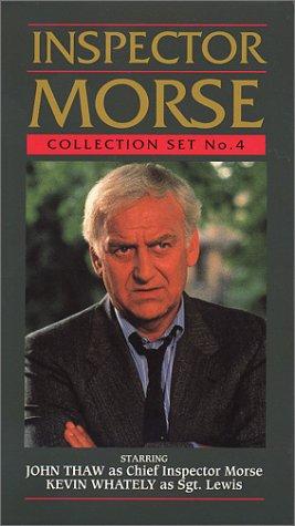 9786303216966: Inspector Morse (Collection Set 4) [VHS]