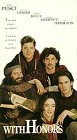 9786303228952: With Honors [USA] [VHS]
