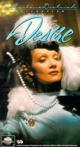 9786303231815: Desire [VHS]