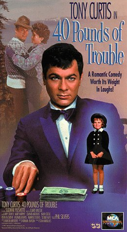 9786303231839: 40 Pounds of Trouble [VHS]