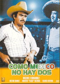 9786303232461: Como Mexico No Hay Dos [VHS]