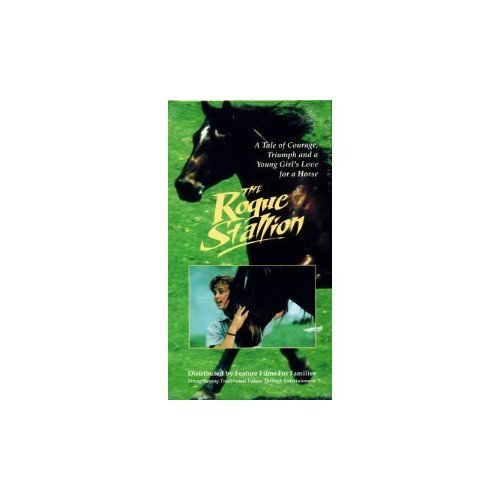 9786303244440: The Rogue Stallion (Wildfire) (1990) [VHS]