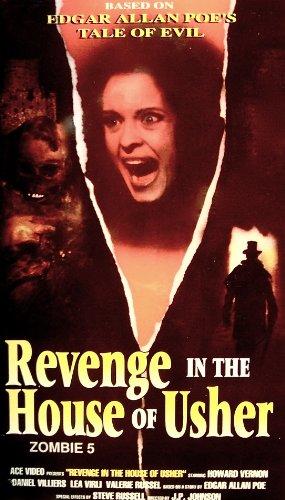 9786303247588: Revenge in the House of Usher [VHS]
