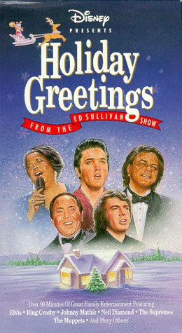 9786303248646: Holiday Greetings From Ed Sullivan Show [VHS]