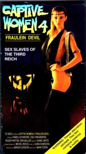 9786303254982: Captive Women 4 [VHS]