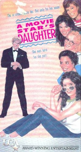 9786303261645: A Movie Star's Daughter (1979) [VHS]