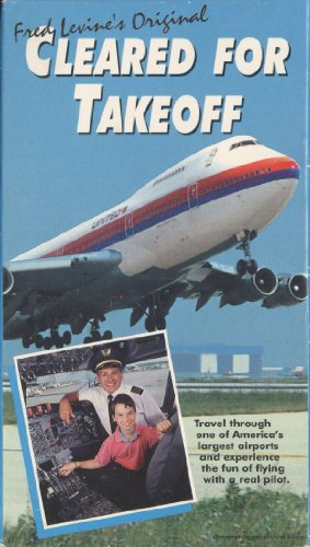 9786303262277: Cleared for Takeoff [VHS]