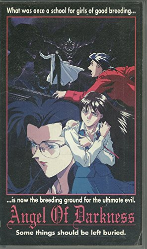 9786303282367: Angel of Darkness 1 [VHS] [Import USA]