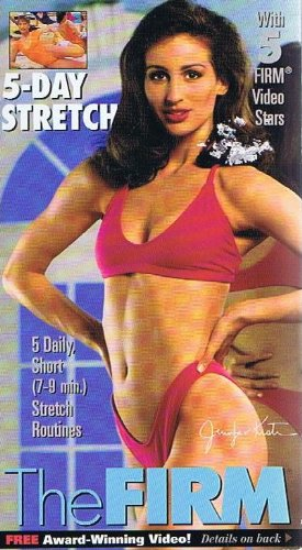 9786303284064: The Firm - Firm Parts: 5-Day Stretch [VHS]