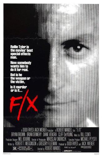 9786303286068: F/X [VHS]