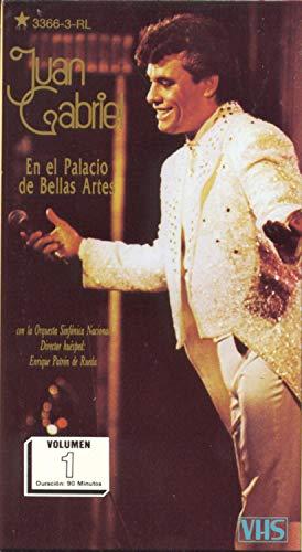 9786303290584: En El Palacio De Bellas Artes 1 [USA] [VHS]