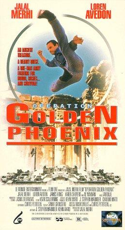 9786303298757: Operation Golden Phoenix [VHS]