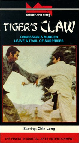 9786303308548: Tigers Claw [VHS]