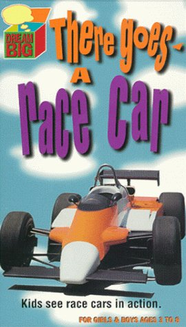 9786303320304: There Goes a Racecar [VHS]