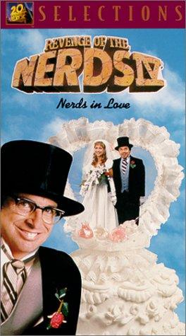 9786303327952: Revenge of the Nerds 4:Nerds in Love [VHS]