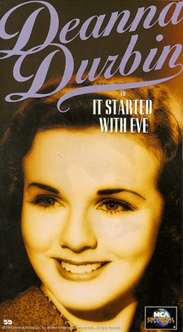 9786303328195: It Started With Eve [VHS]