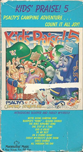 9786303334707: Psaltys Camping Adventure [VHS]