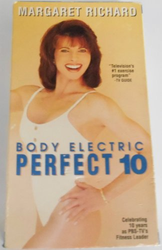 9786303335421: Body Electric:Perfect 10 [VHS]