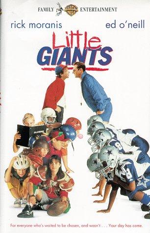 9786303338699: Little Giants [VHS]