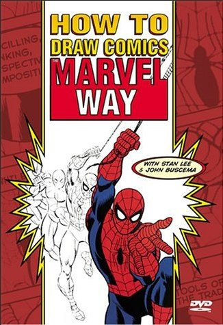 9786303341279: How to Draw Comics the Marvel Way [VHS]