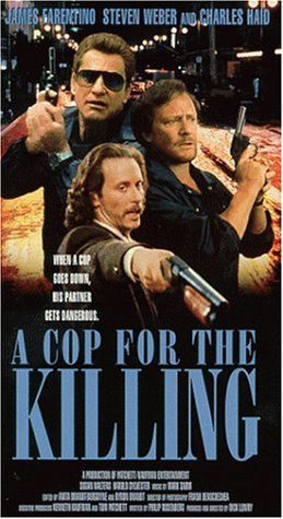 9786303341897: Cop for the Killing, A (In The Line Of Duty) [VHS]