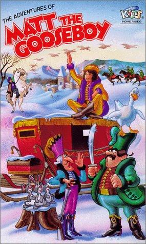 9786303354446: Adventures of Matt the Gooseboy [VHS]
