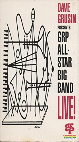 9786303354484: Grp All-Star Big Band Live! [VHS]