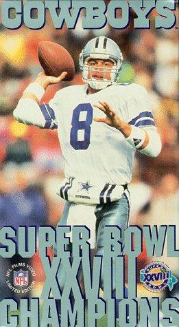 9786303354675: Super Bowl XXVIII - Dallas Cowboys Championship Video [VHS]