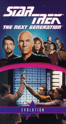 9786303359144: Star Trek - The Next Generation, Episode 50: Evolution [VHS]