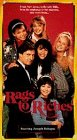9786303359366: Rags to Riches [VHS] [Import USA]