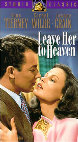 9786303364773: Leave Her to Heaven [VHS]