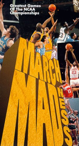 9786303364964: March Madness: Greatest Games of Ncaa Championship [Reino Unido] [VHS]