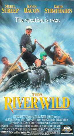 9786303367514: The River Wild [VHS]