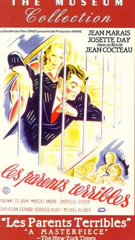 9786303367583: Les Parents Terribles [VHS] [Import USA]