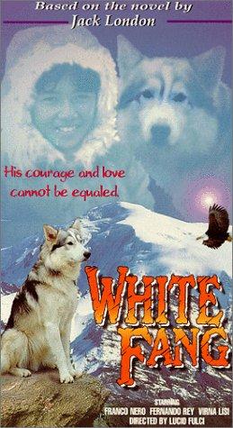 9786303374901: White Fang [VHS]
