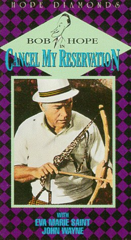 9786303382463: Cancel My Reservation [VHS]