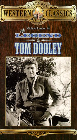 9786303393896: The Legend of Tom Dooley [VHS]