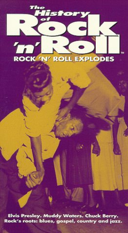 9786303394091: History of Rock & Roll 1: Rock & Roll Explodes [VHS]
