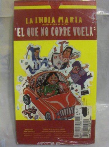 9786303399300: El Que No Corre Vuela [VHS]