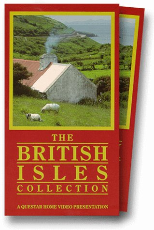 9786303400402: British Isles Collection [VHS]